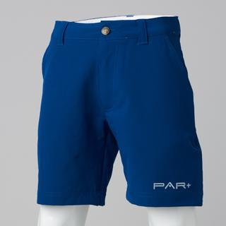 BOY GOLF SHORTS BLUE